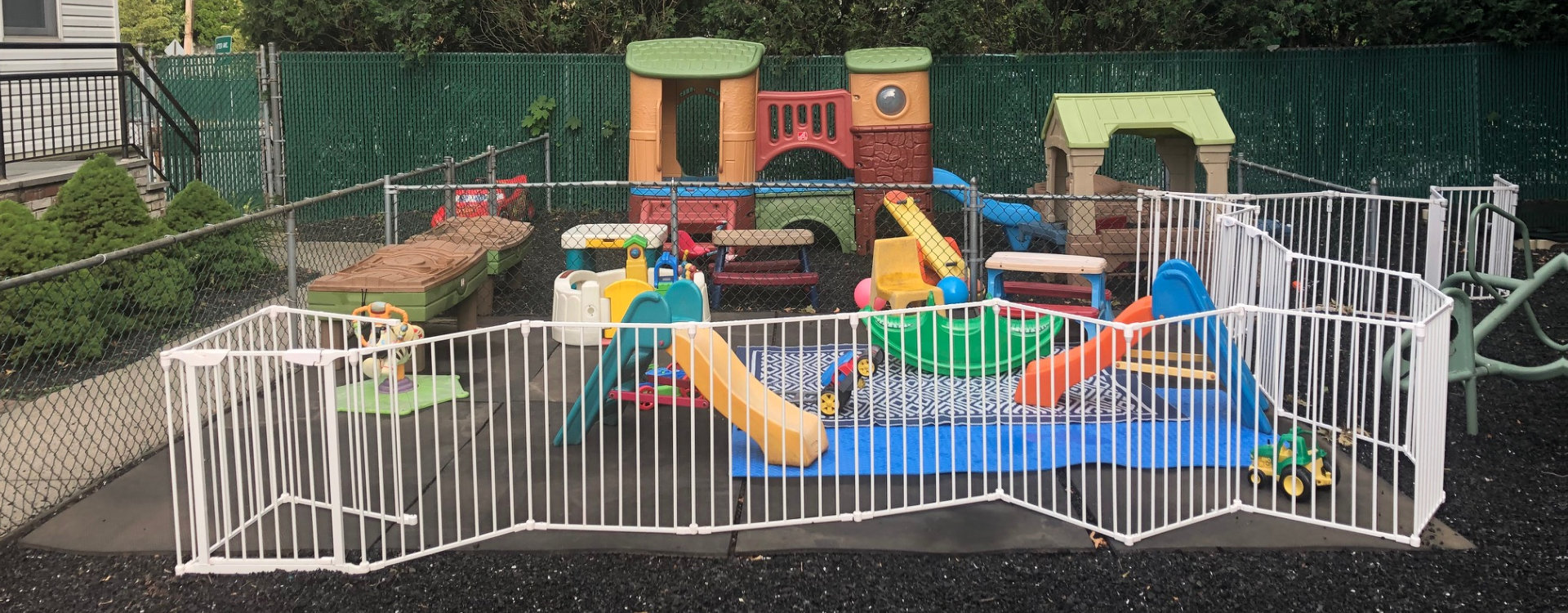 Baby Cubs Daycare, Inc. playground